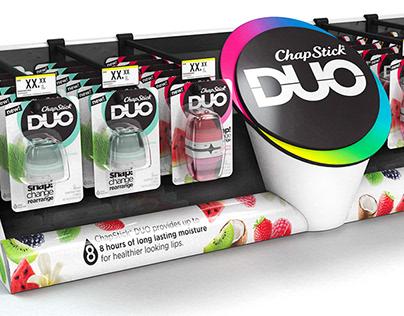 ChapStick DUO Launch