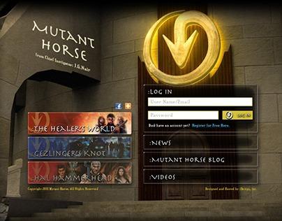 Mutant Horse Web Design