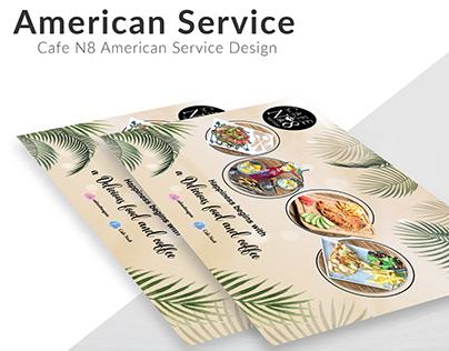 Cafe N8 American Service