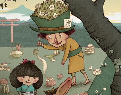 Japanese Alice in Wonderland