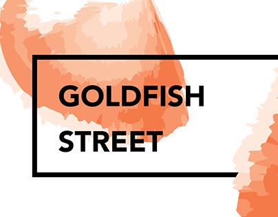Goldfish Street - Branding