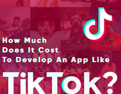 Costing for an app like TikTok | Datasheet