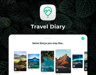 Travel Diary - App