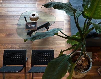 Duplex Apartment Renovation, Milan