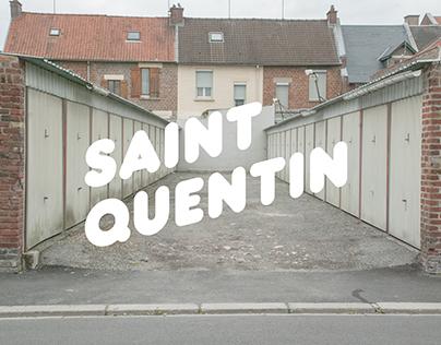 SAINT QUENTIN // Portrait einer Stadt