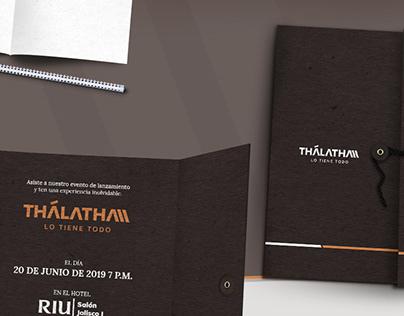 Identidad Thálatha