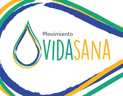 Movimiento Vida Sana - Young Living | Branding