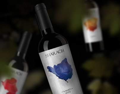 Sharach : Packaging design