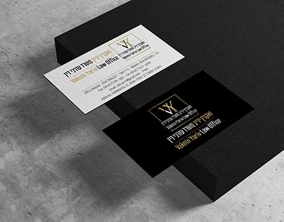 Vaknin Yariv - Brand Identity