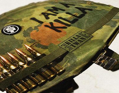Killa Twan   All Money In   I Am A Killa GFX — byDBDS®