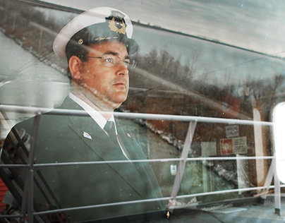 St-Lawrence seaway. Welcome aboard!