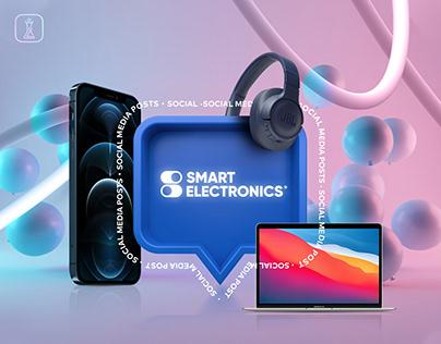 Smart Electronics Social Media Posts