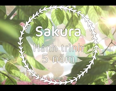 Sakura in my eyes