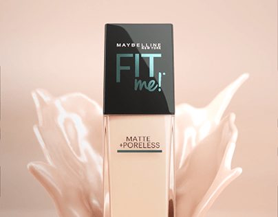 Maybelline Fitme! Foundation