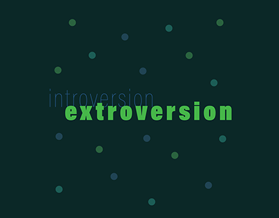 Introversion and Extroversion: Exploring Environments