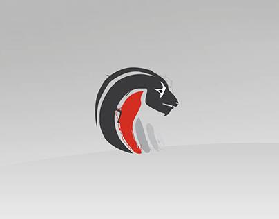 Designar (Animated Logo 2D)