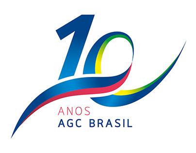 Anniversary logo - glass industry