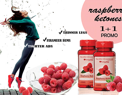 """poster about""""Raspberry Ketones"""""""