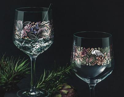 Artist Edition Glassware