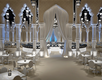 Ramadan tent 1 - Jamil Khalili - Dubai