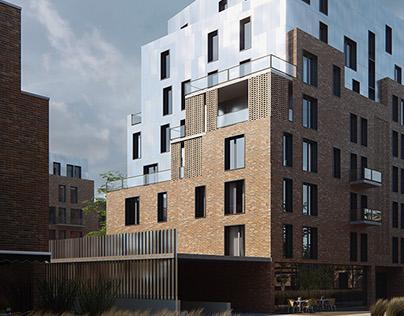 Housing/Industrial territory revitalization