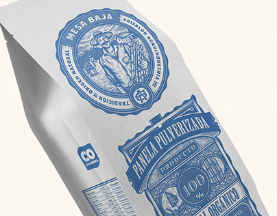 Mesa Baja Branding & Packaging