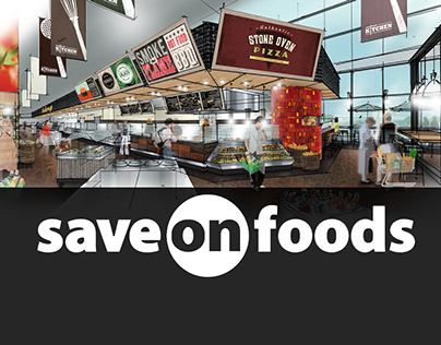 Save On Foods: Interior Graphics + Signage