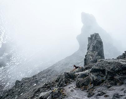 Through Ice and Rocks