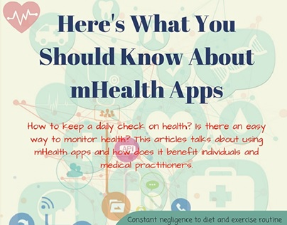 Here's What You Should Know About mHealth Apps