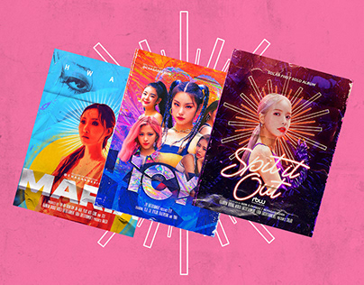 KPOP Poster collection | vol.03