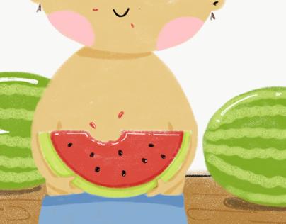 صداقة | رسومات قصة أطفال