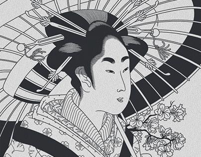 Illustration / Ukiyo-e