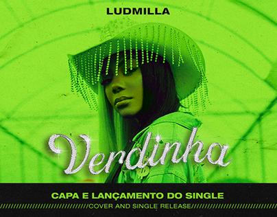 LUDMILLA VERDINHA // CAPA E LANÇAMENTO DO SINGLE