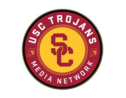 USC TROJANS MEDIA NETWORKS [ Rebrand ]