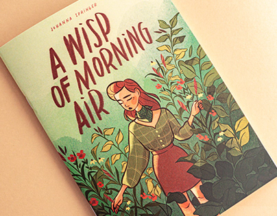 A Wisp of Morning Air / A short Graphic Novel