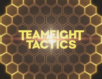 TFT Logo Motion Design