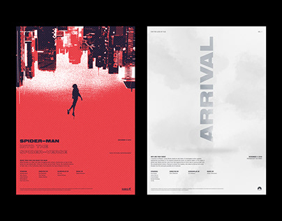 FOR THE LOVE OF FILM Poster Series