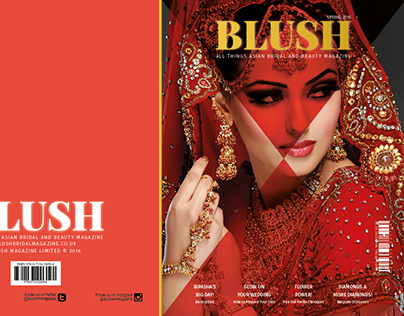 Blush Bridal Magazine