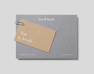 Line & Brush