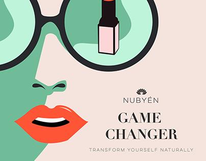 Nubyen - Lipstick Campaign