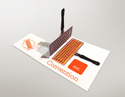 Logos/Branding for The Keyboard Waffle Iron