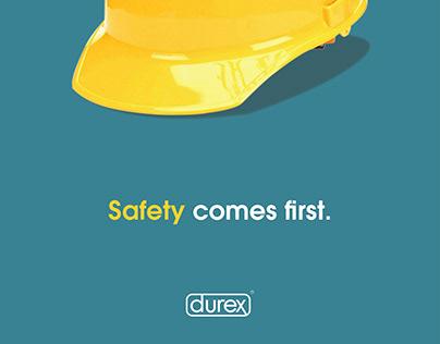 Durex marketing campaign and slogan