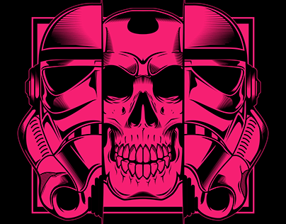 Star Wars Skull Trooper