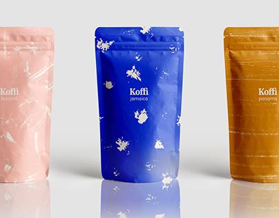 Koffi / Coffee Packaging