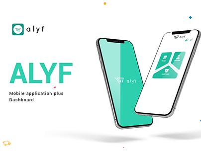 ALYF - Ecommerce App UI-UX