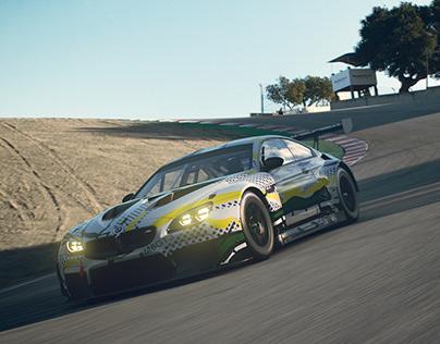 BMW M6 GT3 LIVERY / Gran Turismo™SPORT
