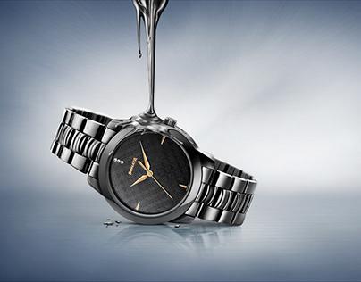 Sonata Watches   Retouch & CGI