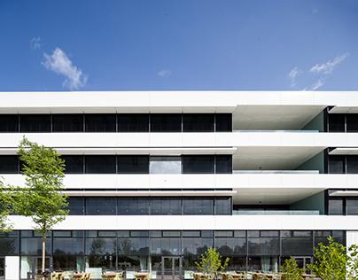 DSV Headquarter Ext. // PLH Architects