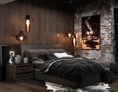 Bedroom apartments Crimea
