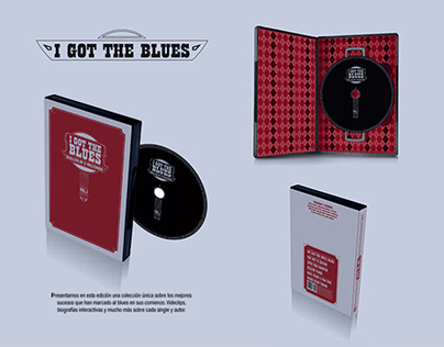I got the blues | dvd´s coleccionables
